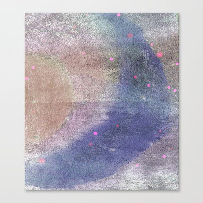 Celestial Phenomena Canvas Print