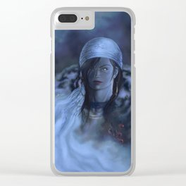 Edelstahl Clear iPhone Case