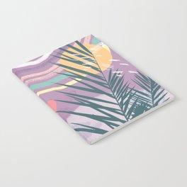 Summer Pastels Notebook