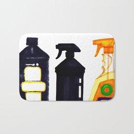 Spray n' Wash Bath Mat