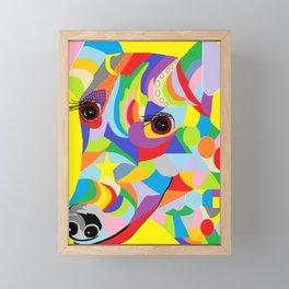 Smooth Fox Terrier Framed Mini Art Print