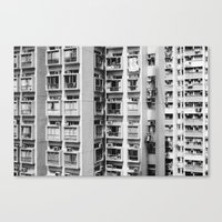urban Canvas Prints featuring Urban  by Elsa Harley