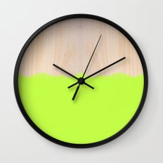 Sorbet II Wall Clock