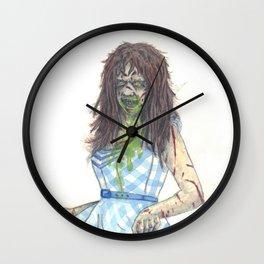 Regan (Possessed) Wall Clock