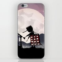 dalek iPhone & iPod Skins featuring Dalek Kid by Andy Fairhurst Art