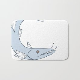 Barracuda Bath Mat