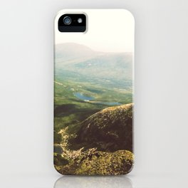 From the Top. iPhone Case