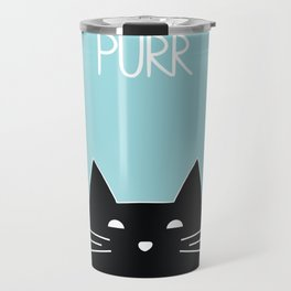 Purr Travel Mug
