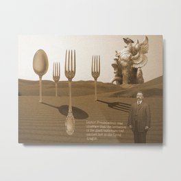 Fruendschuh Metal Print