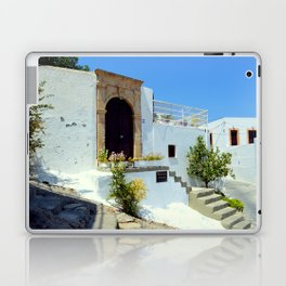 Entrance to the house Laptop & iPad Skin
