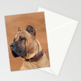 Perro de Presa Canario Stationery Cards