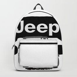 Jeep On the road Backpack