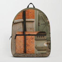 Knock-knock Backpack
