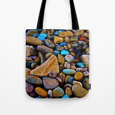 River Rock Tote Bag