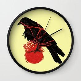 Transatlanticism Wall Clock