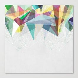 Colorflash 2 Canvas Print