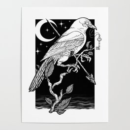 Night Crow Poster