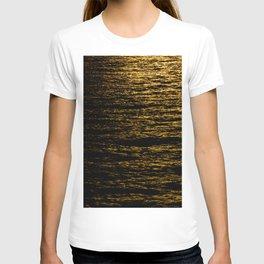 The Goldsoundwaves T-shirt