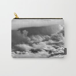 Wave of Clouds Carry-All Pouch
