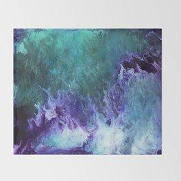 Enchanted Ocean Throw Blanket