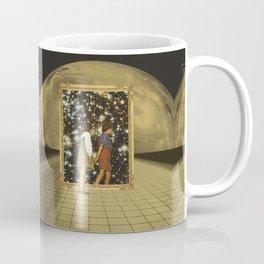 Golden door Coffee Mug