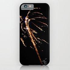Jets of Fireworks Slim Case iPhone 6s