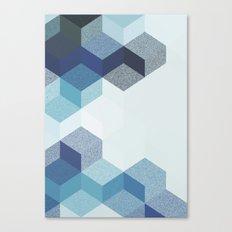 CUBE 4 SKY Canvas Print