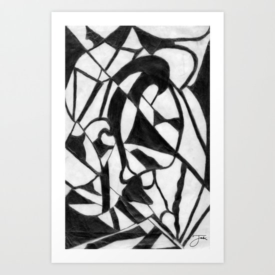 Rhythm Art Print