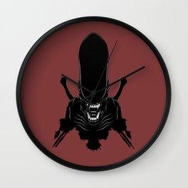 Xenomorph Wall Clock