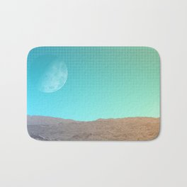 Daylight In The Desert Bath Mat