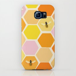 Busy As A Bee In A Hive iPhone Case