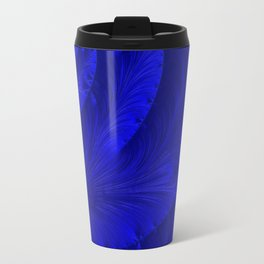 Renaissance Blue Travel Mug