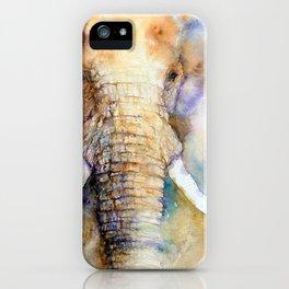 Dream Big Elephant iPhone Case