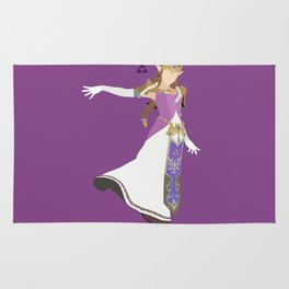 Princess Zelda(Smash) Rug