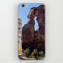 Druid Staff iPhone Skin