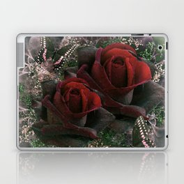 PASSIONATE ROSES Laptop & iPad Skin