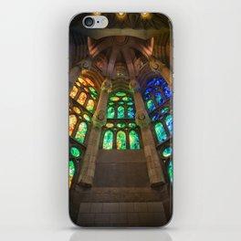 la Sagrada Família iPhone Skin
