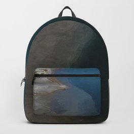 Mason's Inlet at Wrightsville Beach NC Backpack