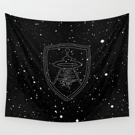 COME WITH US Wall Tapestry