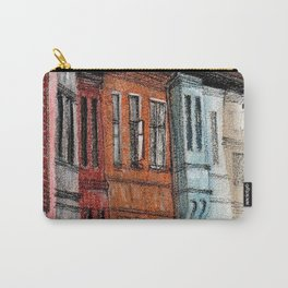 Old Town Street Carry-All Pouch