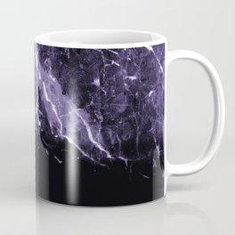 Ultra Violet Marble #1 #decor #art #society6 Coffee Mug
