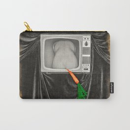Carrot tv ad Carry-All Pouch