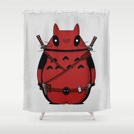 TotoDeadpool Shower Curtain