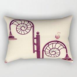 She Sells Seashells Rectangular Pillow