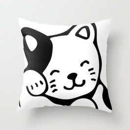 Cat Mugs | Cat Products | Cat Mom Throw Pillow
