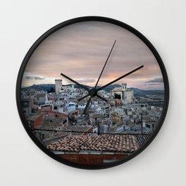 016 Wall Clock