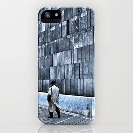 MQ - MuseumsQuartier Wien iPhone Case