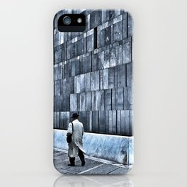 MQ - MuseumsQuartier Wien iPhone Case