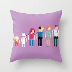 Family Guy Throw Pillow