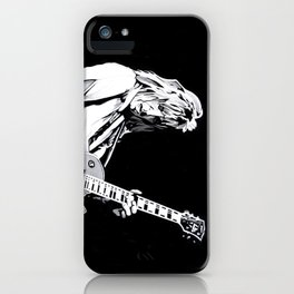 Mick Ronson iPhone Case